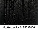 black wet background  ...