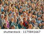 kaunas  lithuania   july 6 ... | Shutterstock . vector #1175841667