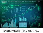hud user interface. data...