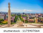 yerevan  armenia   june 2018 ... | Shutterstock . vector #1175907064