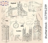 london travel collection with...