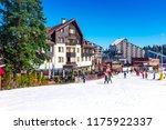 borovets  bulgaria  march 11 ... | Shutterstock . vector #1175922337