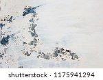 peeling texture of metal...   Shutterstock . vector #1175941294