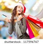 Christmas Shopping. Beautiful...