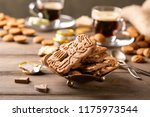 dutch holiday sinterklaas... | Shutterstock . vector #1175973544