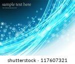 winter background | Shutterstock .eps vector #117607321
