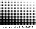 dots background. halftone... | Shutterstock .eps vector #1176120997