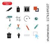 graphics design tool icon