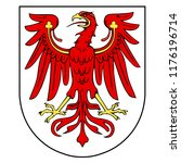 german federal state... | Shutterstock .eps vector #1176196714
