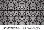 the geometric pattern with... | Shutterstock .eps vector #1176209797