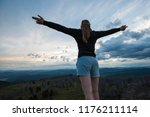 travel  lesure and freedom...   Shutterstock . vector #1176211114