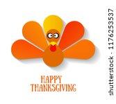 vector illustration of a happy...   Shutterstock .eps vector #1176253537