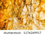 gold texture. rough structure... | Shutterstock . vector #1176269917