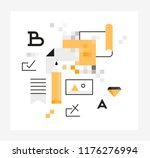 work with documents  vector...