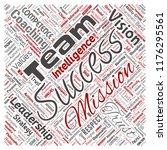 vector conceptual business... | Shutterstock .eps vector #1176295561