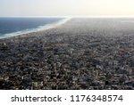 Aerial View Of Dakar  Senegal