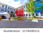 menlo park  california  united... | Shutterstock . vector #1176430111