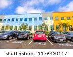 menlo park  california  united... | Shutterstock . vector #1176430117