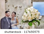 The wedding day - stock photo