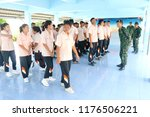 photo of thai teenage students... | Shutterstock . vector #1176506221