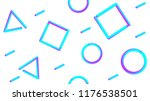 colorful seamless pattern... | Shutterstock .eps vector #1176538501