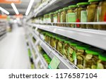 sale  shopping  food and... | Shutterstock . vector #1176587104