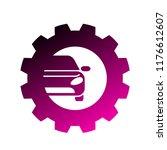 vector logo design template for ... | Shutterstock .eps vector #1176612607