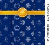 set of seamless travel pattern  ...   Shutterstock .eps vector #1176705931