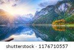 beautiful view of idyllic...   Shutterstock . vector #1176710557