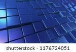 an original 3d rillustration of ... | Shutterstock . vector #1176724051
