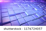 an exciting 3d rendering of... | Shutterstock . vector #1176724057