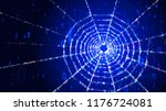 a volumetric 3d illustration of ... | Shutterstock . vector #1176724081