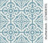 vintage antique design patterns ... | Shutterstock .eps vector #1176836551