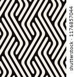 vector seamless pattern. modern ... | Shutterstock .eps vector #1176857044