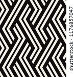 vector seamless pattern. modern ... | Shutterstock .eps vector #1176857047