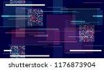 future technology banner...   Shutterstock .eps vector #1176873904