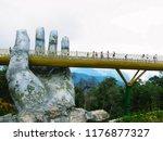 ba na hills   Shutterstock . vector #1176877327