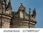 Temple. Fragment Of The Ancien...