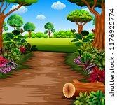 vector illustration of the... | Shutterstock .eps vector #1176925774