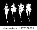 fashion models sketch hand... | Shutterstock .eps vector #1176968521