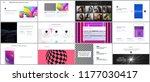 minimal presentations ... | Shutterstock .eps vector #1177030417