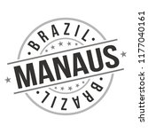manaus brazil quality original... | Shutterstock .eps vector #1177040161