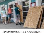folly beach  south carolina... | Shutterstock . vector #1177078024