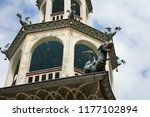 potsdam  berlin  germany  17th... | Shutterstock . vector #1177102894