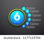 design vector illustration sign ... | Shutterstock .eps vector #1177115704