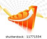 graph | Shutterstock .eps vector #11771554