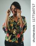 long horizon watcher smart... | Shutterstock . vector #1177165717