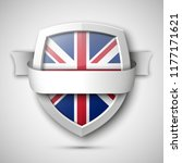 protected guard shield united...   Shutterstock .eps vector #1177171621