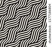 vector seamless pattern. modern ... | Shutterstock .eps vector #1177186804