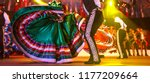 mexico national costume....   Shutterstock . vector #1177209664